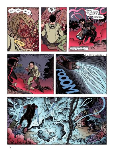 Page 8 Aâma tome 3 - le désert des miroirs