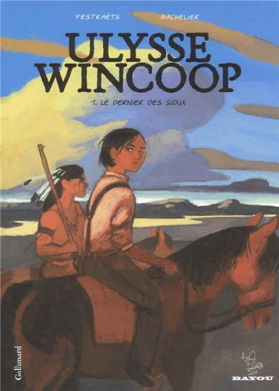 Couverture Ulysse Wincoop tome 1