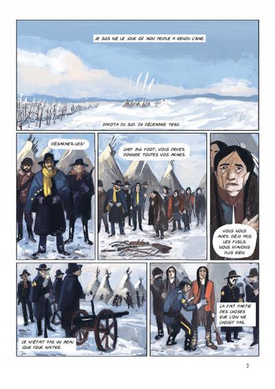 Page 1 Ulysse Wincoop tome 1