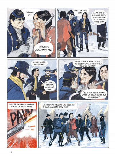 Page 2 Ulysse Wincoop tome 1