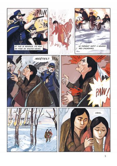 Page 3 Ulysse Wincoop tome 1