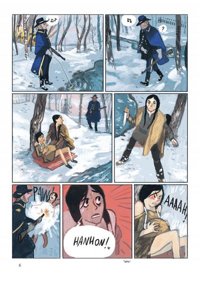 Page 4 Ulysse Wincoop tome 1