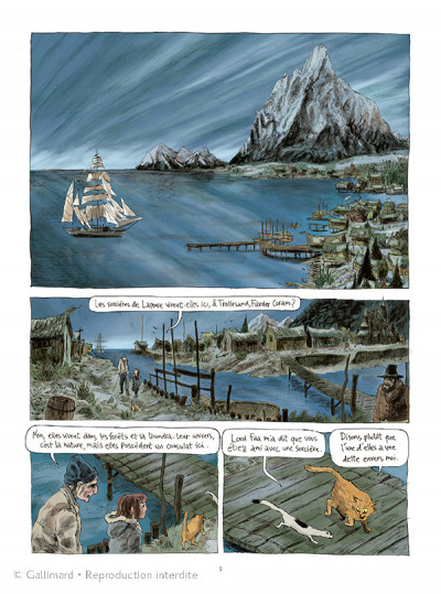 Page 1 Les royaumes du nord tome 2