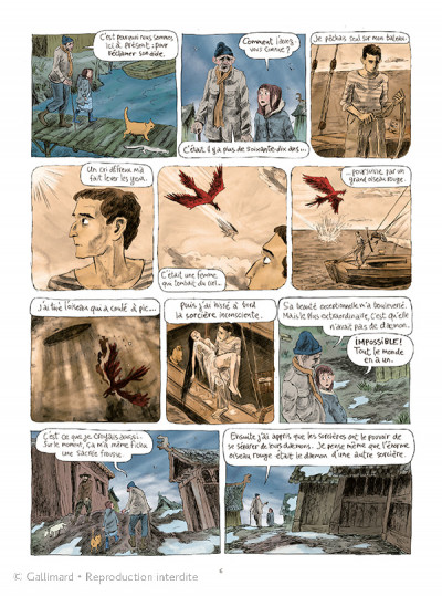Page 2 Les royaumes du nord tome 2