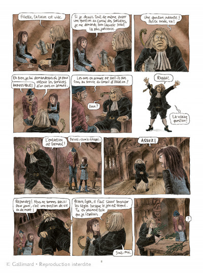 Page 4 Les royaumes du nord tome 2