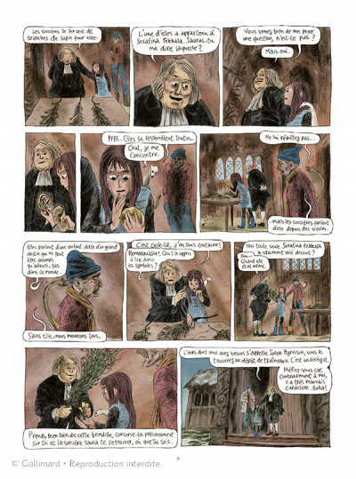 Page 5 Les royaumes du nord tome 2