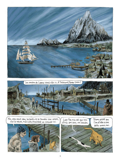 Page 7 Les royaumes du nord tome 2