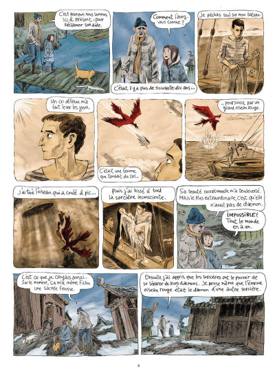 Page 8 Les royaumes du nord tome 2