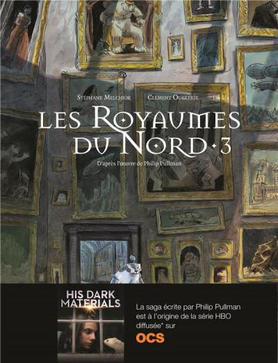 Couverture Les royaumes du Nord tome 3