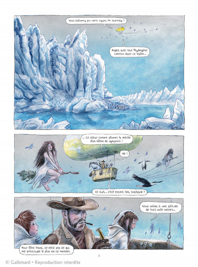 Page 1 Les royaumes du Nord tome 3