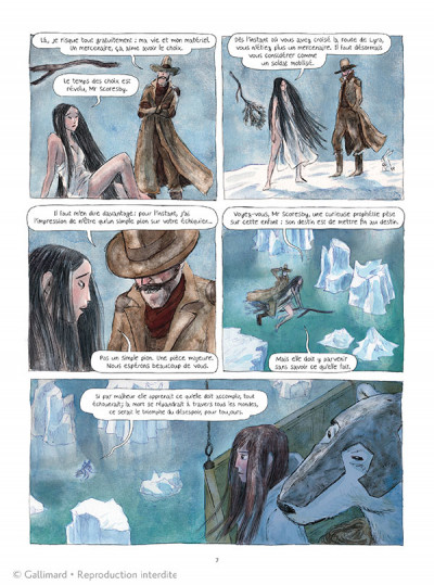Page 3 Les royaumes du Nord tome 3