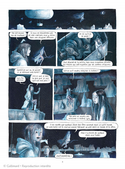 Page 4 Les royaumes du Nord tome 3