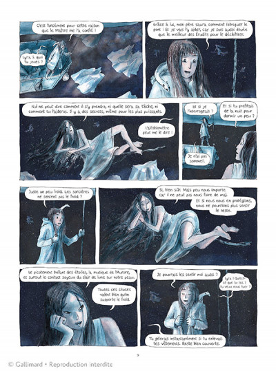 Page 5 Les royaumes du Nord tome 3