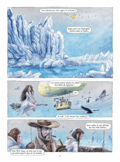 Page 7 Les royaumes du Nord tome 3