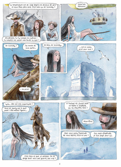 Page 8 Les royaumes du Nord tome 3
