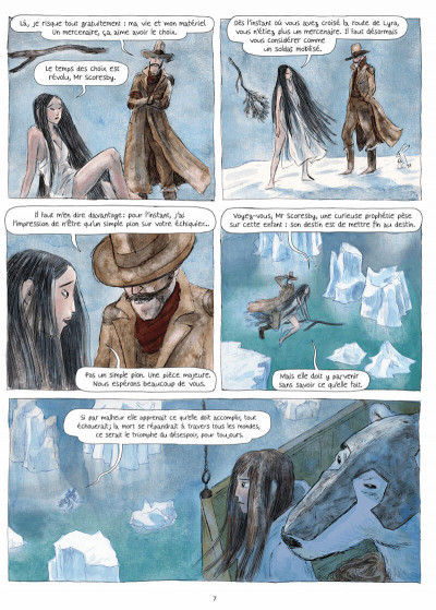 Page 9 Les royaumes du Nord tome 3