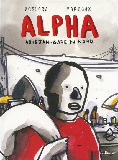 Couverture Alpha - Abidjan - Gare du Nord