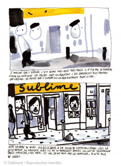 Page 1 Alpha - Abidjan - Gare du Nord