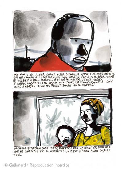 Page 2 Alpha - Abidjan - Gare du Nord