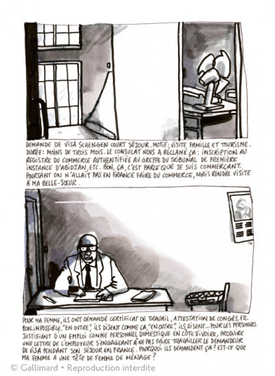 Page 3 Alpha - Abidjan - Gare du Nord