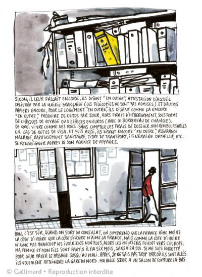 Page 4 Alpha - Abidjan - Gare du Nord
