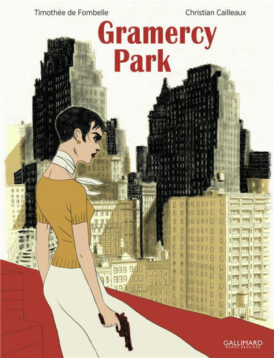 Couverture Gramercy park
