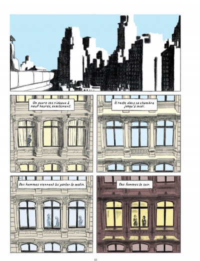 Page 9 Gramercy park