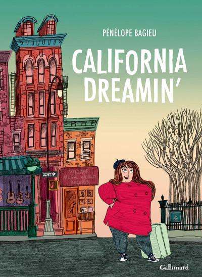 Couverture California dreamin'