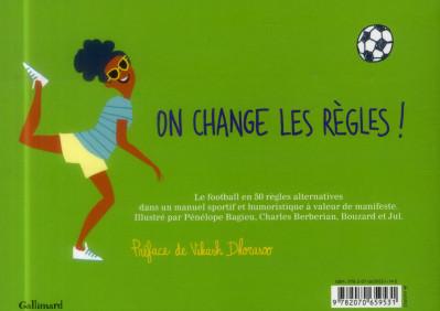 Dos Tatane - Pour un football durable et joyeux