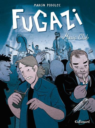 Couverture Fugazi music club