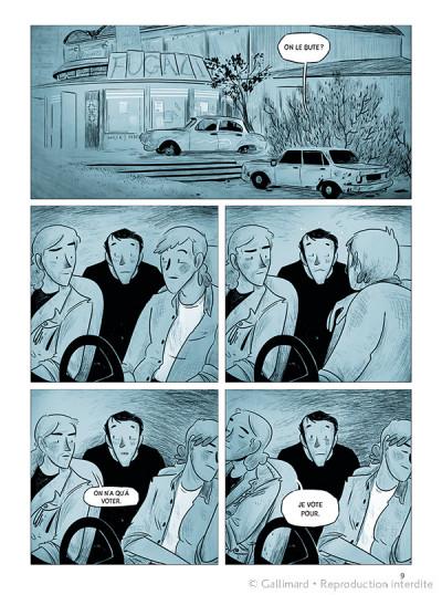 Page 3 Fugazi music club