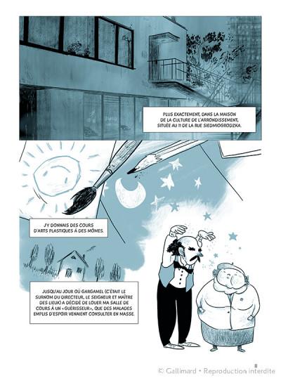 Page 5 Fugazi music club