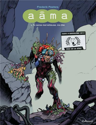 Couverture Aâma tome 4