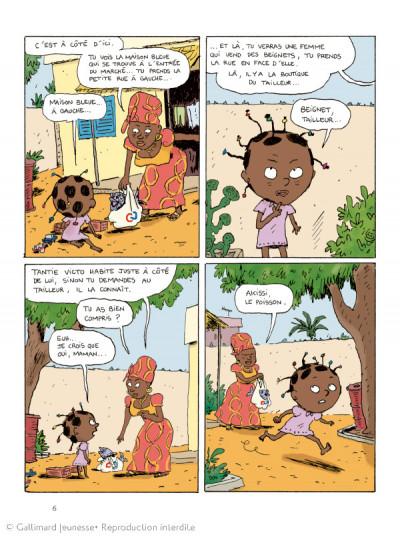 Page 2 Akissi - Le Piment ivoirien - Intégrale tome 1 à tome 3