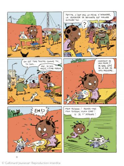 Page 4 Akissi - Le Piment ivoirien - Intégrale tome 1 à tome 3
