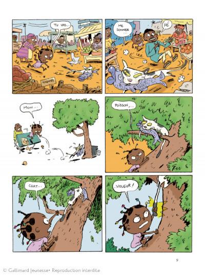 Page 5 Akissi - Le Piment ivoirien - Intégrale tome 1 à tome 3