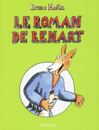 image de Le Roman de Renart - Intégrale tome 1 et tome 2
