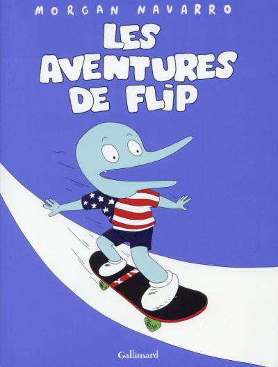 image de Les Aventures de Flip (Flip + Skateboard et Vahinés)