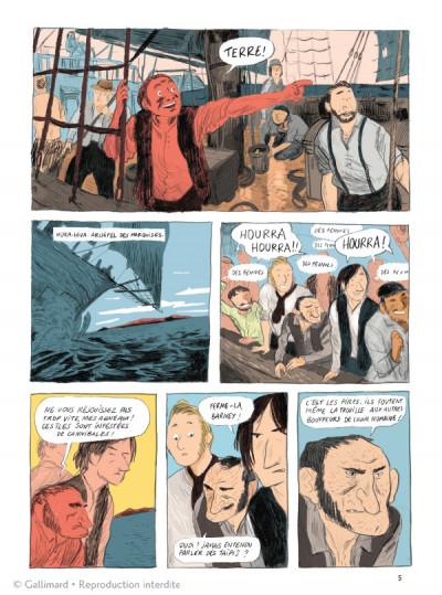 Page 3 Taïpi - Un paradis cannibale