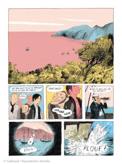Page 4 Taïpi - Un paradis cannibale