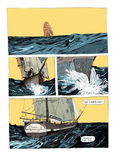 Page 5 Taïpi - Un paradis cannibale