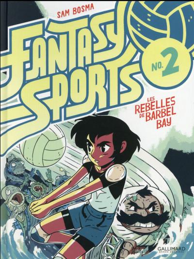 image de Fantasy sports tome 2