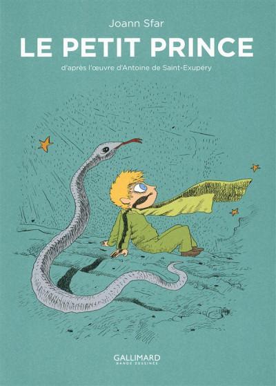 Couverture Le Petit Prince - édition spéciale 10 ans