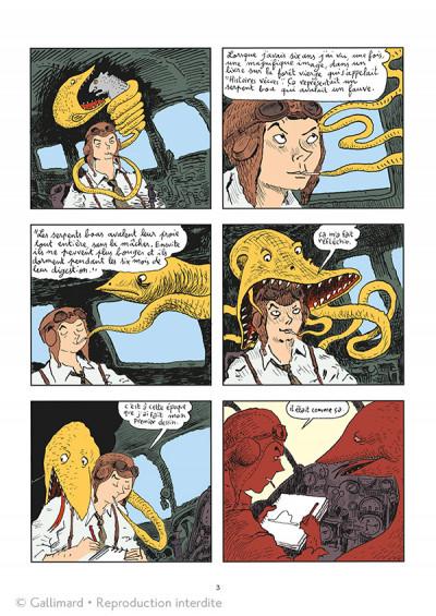 Page 1 Le Petit Prince - édition spéciale 10 ans