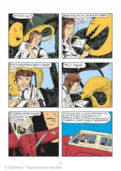 Page 2 Le Petit Prince - édition spéciale 10 ans