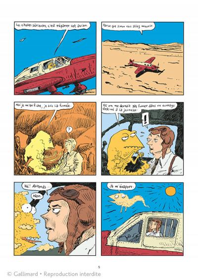 Page 3 Le Petit Prince - édition spéciale 10 ans