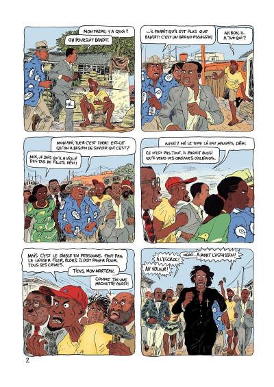 Page 6 Aya de Yopougon tome 6