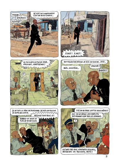 Page 7 Aya de Yopougon tome 6