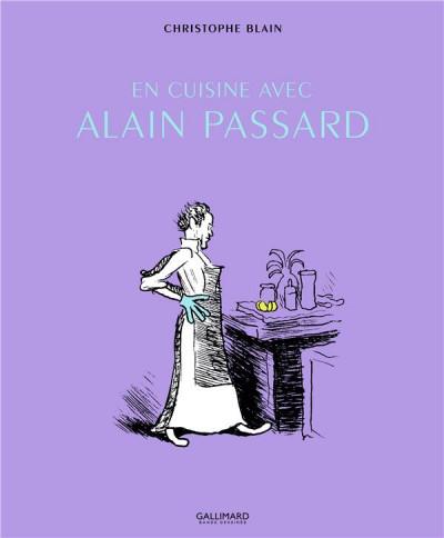 image de En cuisine avec Alain Passard
