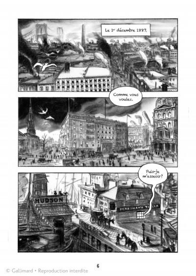 Page 2 Sailor Twain ou la sirène dans l'Hudson
